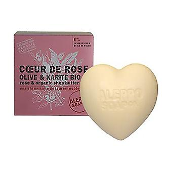 Heart of Rose Olive and ORGANIC Shea Butter 200 g