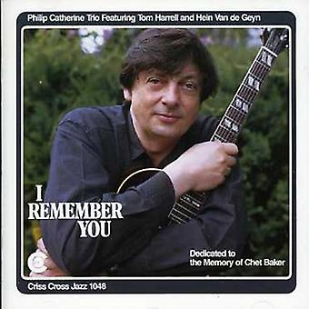 Philip Catherine - I Remember You [CD] USA import