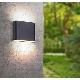 Zewnętrzna wodoodporna lampa ścienna