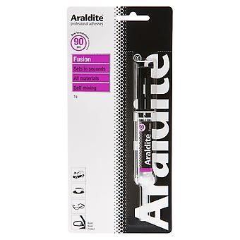 Araldite ARA-400013 Fusion Syringe Epoxy 3g