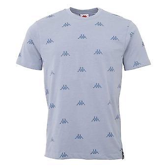 Kappa Izdot 309037164013 t-shirt universel pour homme toute l'année