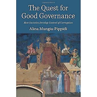 Jagten på god regeringsførelse