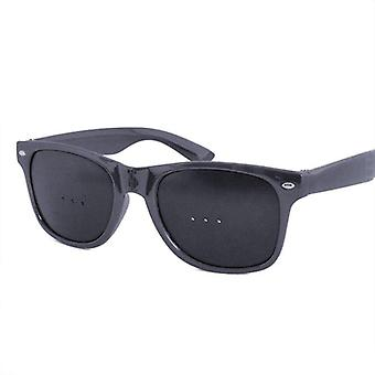 Holes Vision Correction Fatigue Glasses Women Eyesight Improvement Natural