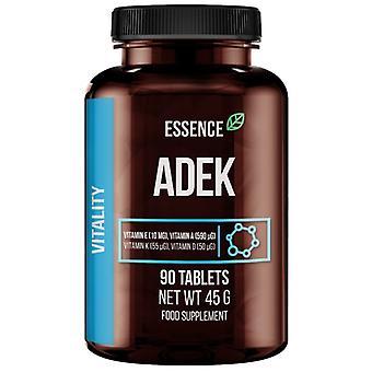 جوهر التغذية ADEK 90 Tabletten