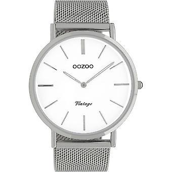 Oozoo - Men's Watch - C9900 - Silver White