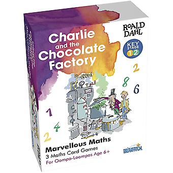 University Games Charlie and the Chocolate Factory Maths Games