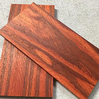 African Rosewood Timber Log Rare Wood Block Wood Lumber Custom