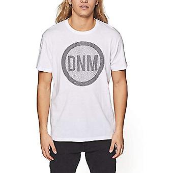 edc by Esprit 019cc2k010 T-Shirt, White (White 100), Small Man