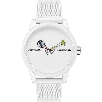 שעון קוורץ לקווסט עם רצועת סיליקון 2011072