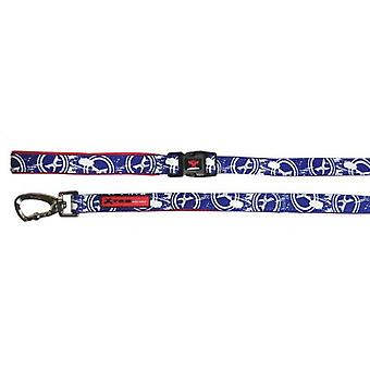 Nayeco Correa X-Trm Logo Blue 15Mmx120Cm (Dogs , Collars, Leads and Harnesses , Leads)