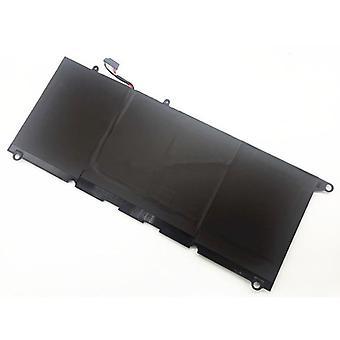 7,6 v 60wh nytt originalbatteri för bärbara datorer för Dell Xps
