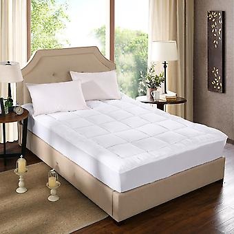 Royal Comfort 1000GSM Memory Mattress Topper Cover Protector Underlay