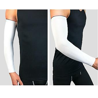 Basket-ball Fitness Elbow Support Compression Elasticated Arm Protector