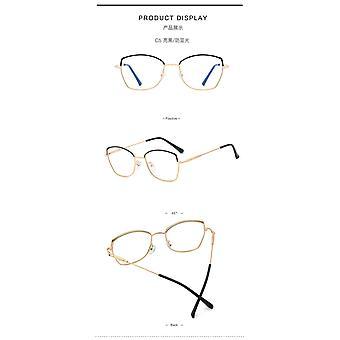 Eyeglasses Frame With Color Lens