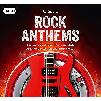 Various Artists - Classic Rock Anthems CD