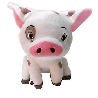 Moana Pua Plush Toy Sitting Pig Doll