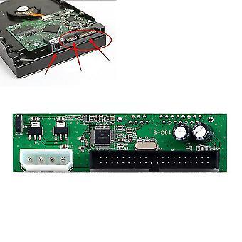 Sata To Pata Ide Converter Adapter Plug&play 7+15 Pin 3.5/2.5 Sata Hdd Dvd