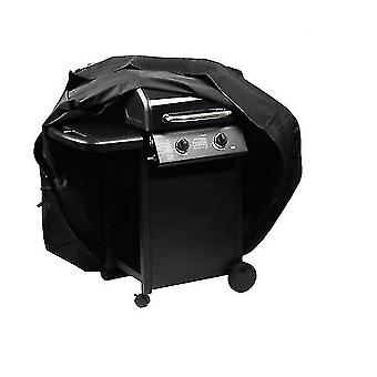 210d Oxford Cloth Grill Cover Grill Cover, Heavy Duty Gas Grill Cover Weather(170*61*117CM)