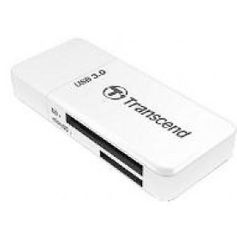 Transcend RDF5 USB 3.0 Card Reader White