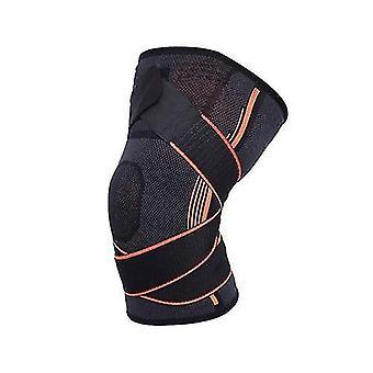 2Pcsエクササイズマシン機器は、膝サポートプロの保護スポーツ膝パッド屋外ランニング膝パッド緑のmを設定します