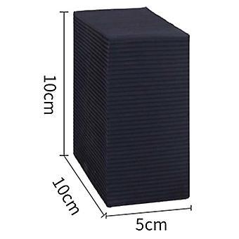 (10*10*5cm) Eco-Aquarium Purificateur d'eau Cube Filtre de nettoyage de l'eau Adsorber au charbon actif