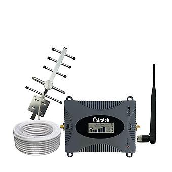 Gsm Repeater, Lcd Display Cellular Signal Booster Umts 900mhz Mini Phone