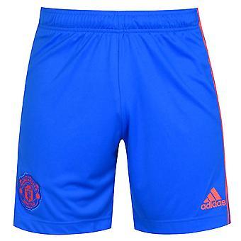 Manchester United Boys Pantaloncini Away Kit 2021/22