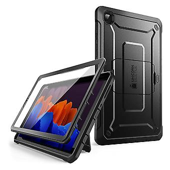 SUPCASE Full Cover Hoes Samsung Galaxy Tab A7 LITE (2021) - 8.7 inch - Zwart