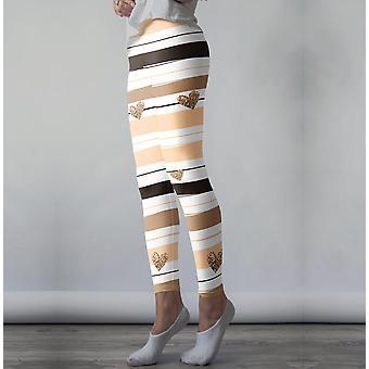 Strumpfleggings capris shorts