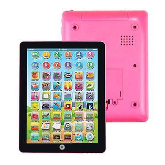 Kinderen Computer Tablet Chinees Engels Leren Studie Machine Speelgoed