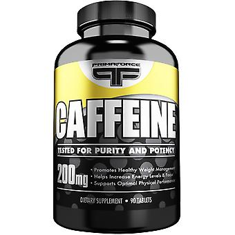 Caffeine, 200mg - 90 tablets
