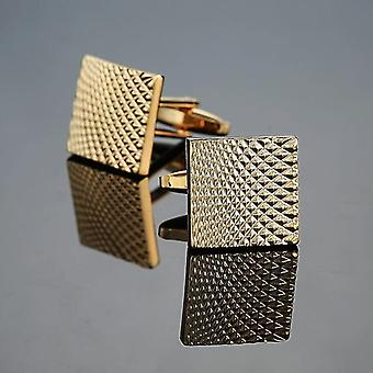 High-quality Hand Laser Cufflinks Mans French Suit Accessories