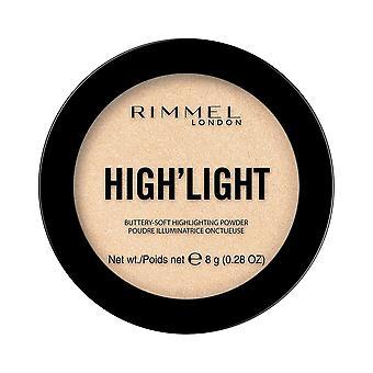 Compact Bronzing Powders High'Light  Rimmel London Nº 001 Stardust (8 g)