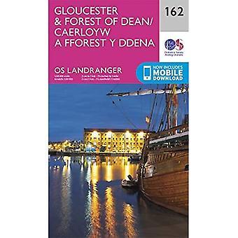 Gloucester & Bos van Dean (OS Landranger)