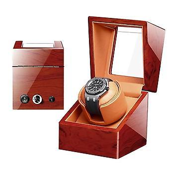 Single Watch Winder Mechanical Watches Boxes Case, Storage Holder