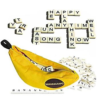 Double Bananagrams Word Game Chess Piece Crossword