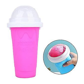Tasse de smoothies surgelés Bouteille de milkshake maison Slush And Shake Maker Fast Cooling Cup