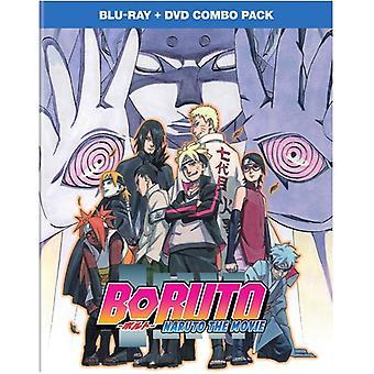 Boruto - Naruto the Movie [Blu-ray] USA import