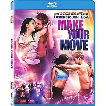 Make Your Move [BLU-RAY] USA importare