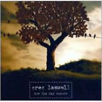 Greg Laswell - How the Day Sounds EP [CD] USA import