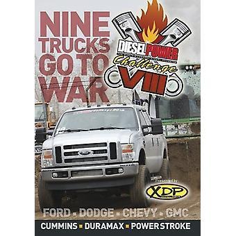 Diesel Power Challenge VIII [DVD] USA import