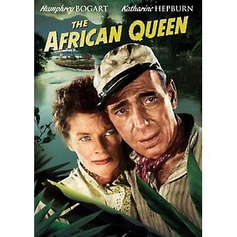 African Queen [DVD] USA importerer