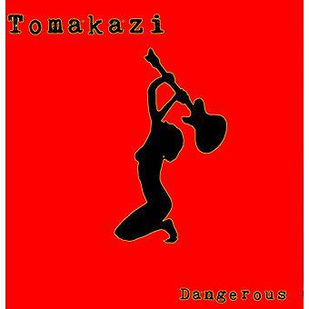 Tomakazi - Dangerous [CD] USA import