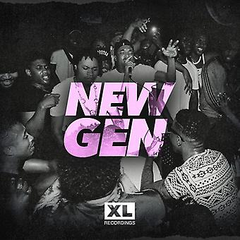 New Gen - New Gen [Vinyl] USA import