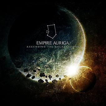 Empire Auriga - Ascending the Solarthrone [CD] USA import
