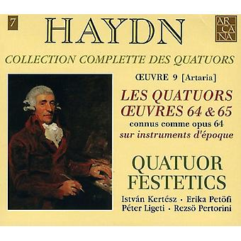 J. Haydn - Haydn: Les Quatuors Oeuvres 64 & 65 [CD] USA import