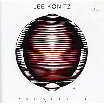 Lee Konitz - Parallels [CD] USA import