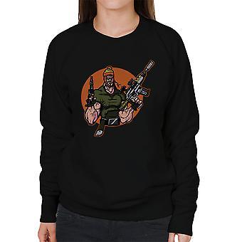 Smuggler Bro Jayne Firefly Women's Sweatshirt