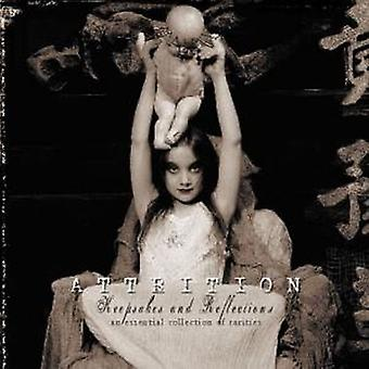 Attrition - Keepsakes for Reflections [CD] USA import