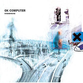 Radiohead - Ok Computer [CD] USA import